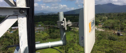 InfiNet Wireless offers a cost-effective solution and improves connectivity for AxURE Technology's network across oil fields in Colombia